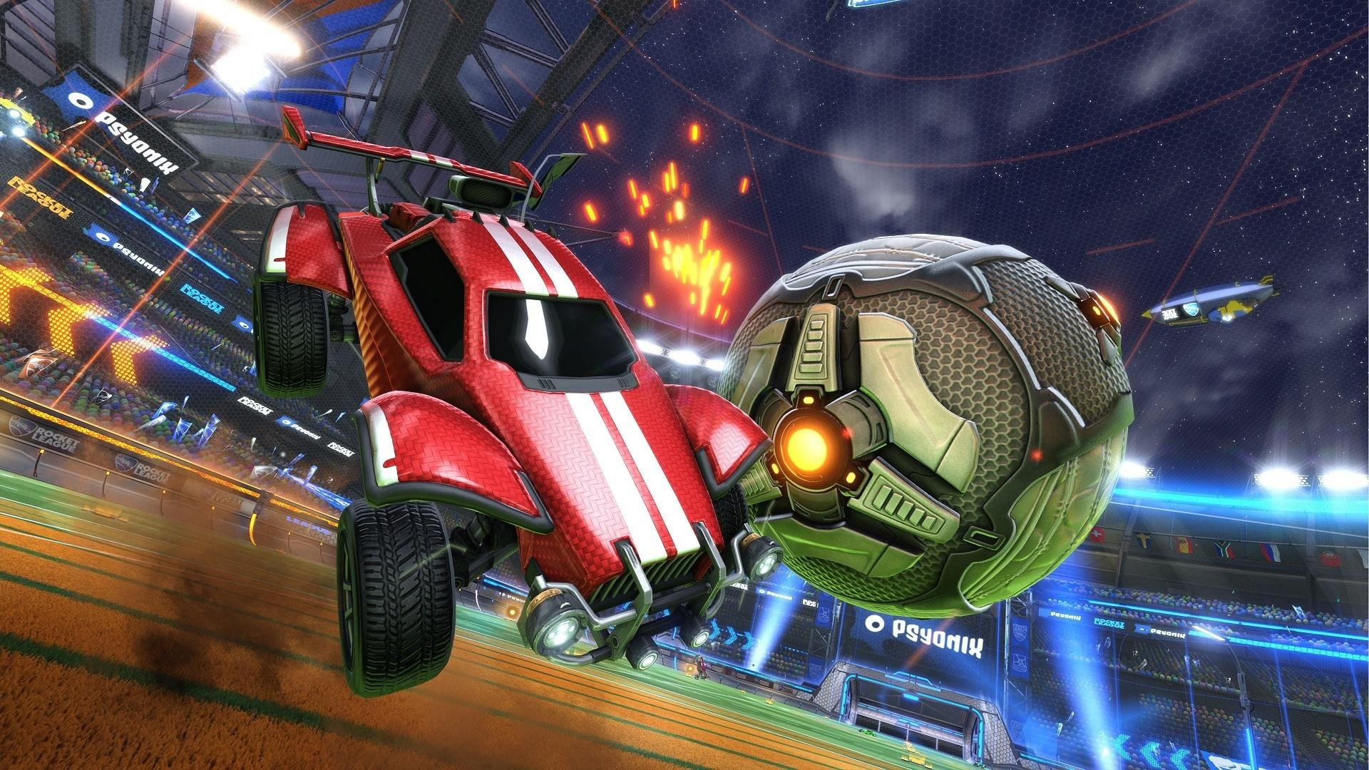Rocket League Loot Crates Being Removed Later This Year
