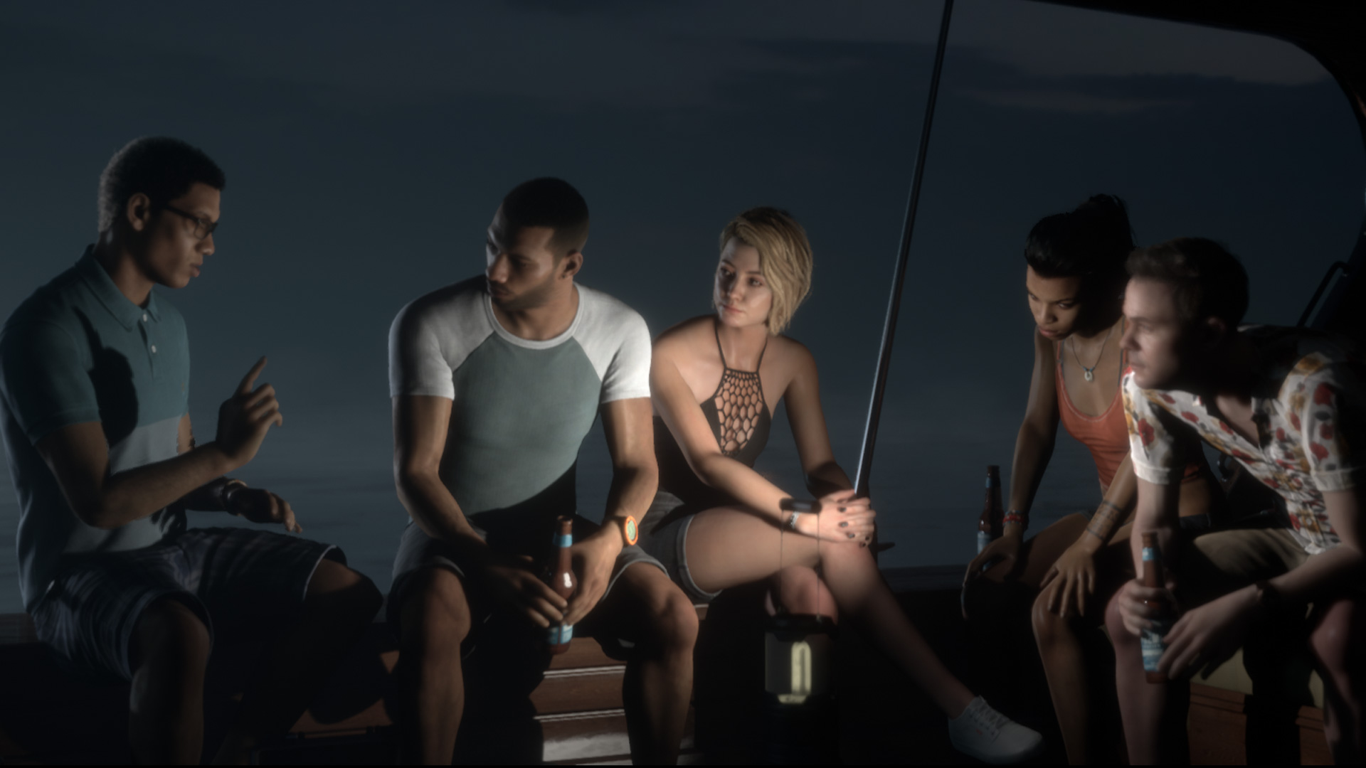 The Dark Pictures Anthology: Man of Medan PS4 review