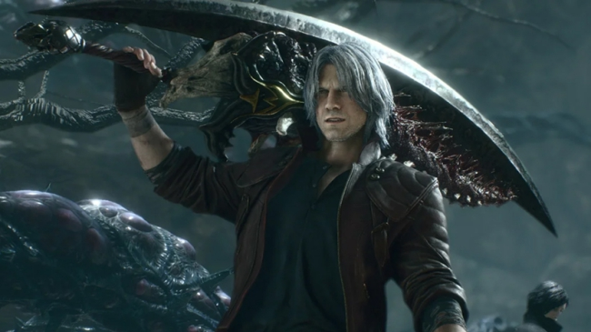 devil may cry footage