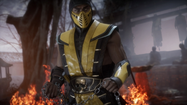 MK11 Kombat Pack Leak Shows Off All DLC Characters