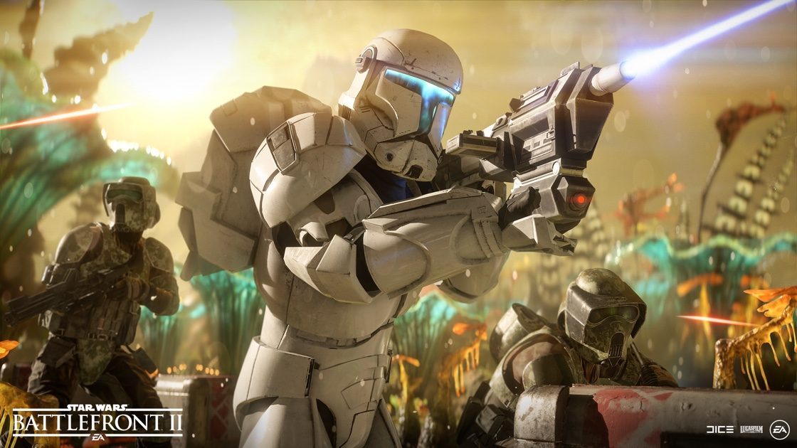 Latest Star Wars Battlefront II Update Will Send You to a New Planet and Introduce the Clone Commando