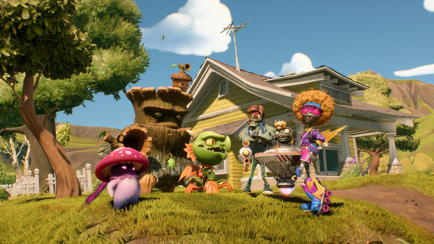 Plants vs zombies battle for neighborville founders edition week 4