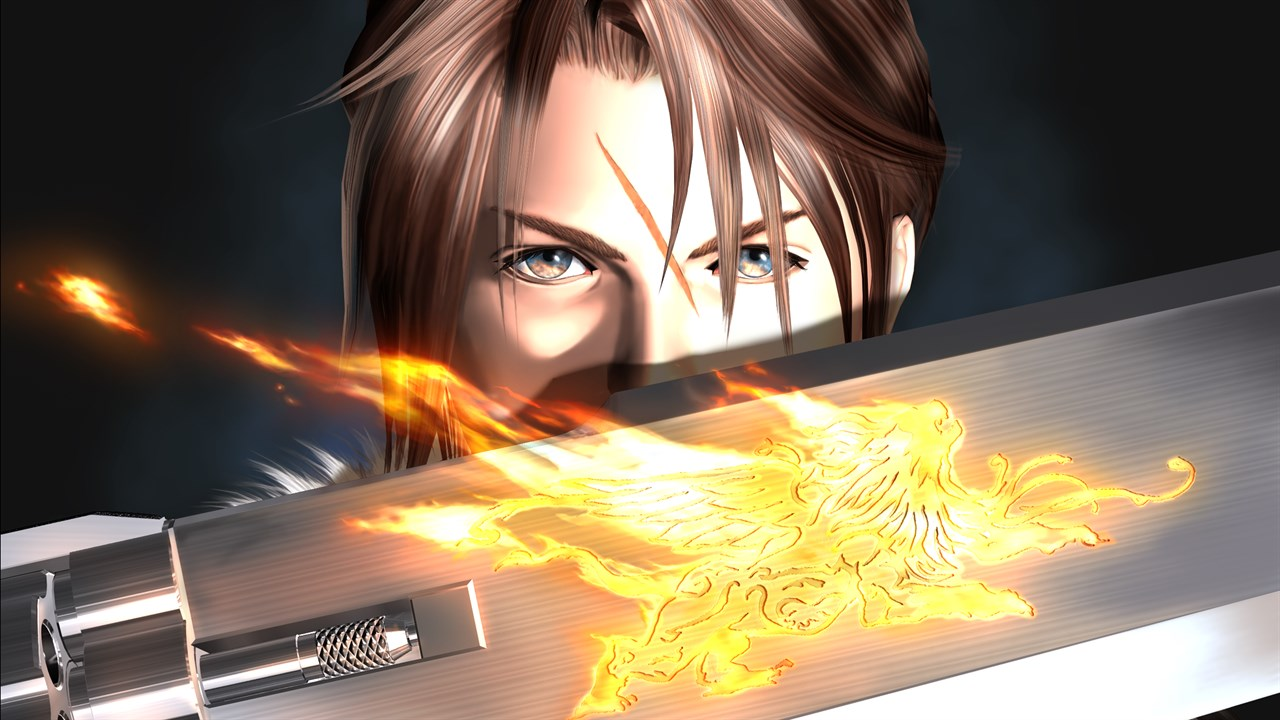 Final Fantasy 8 Remastered Review (PS4) - Whatever, Squall