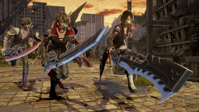 Bandai Namco Will Launch the Update for Code Vein's Demo Tomorrow