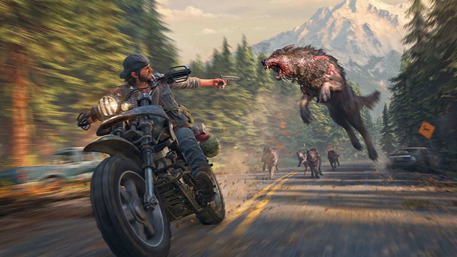 Latest Days Gone Update is Over 30 GB, But it Drastically Reduces the Game's Overall File Size