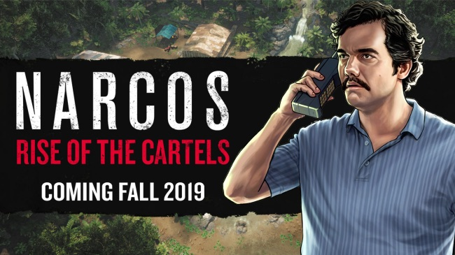 narcos rise of the cartels release date
