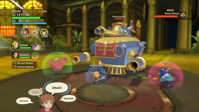 ni no kuni wrath of the white witch remastered review 3
