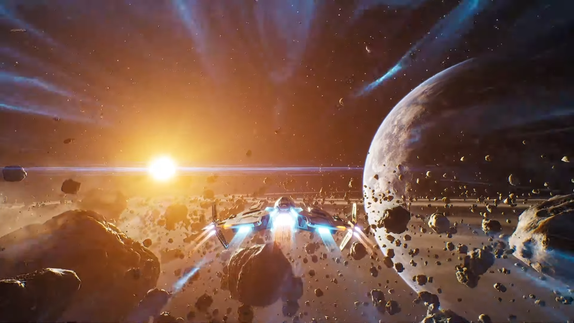 Everspace 2 Can Choose Either 4K or 60 FPS on the PS4 Pro