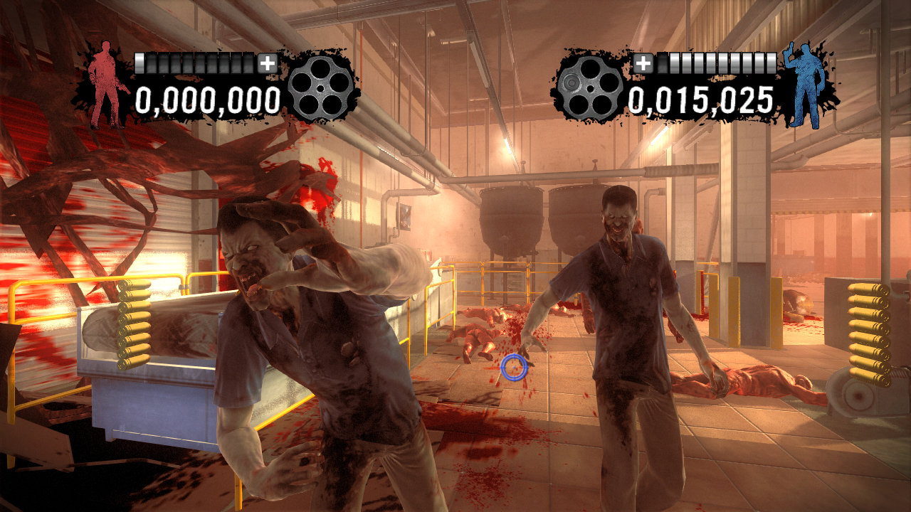Remakes of The House of the Dead 1 & 2 are in production