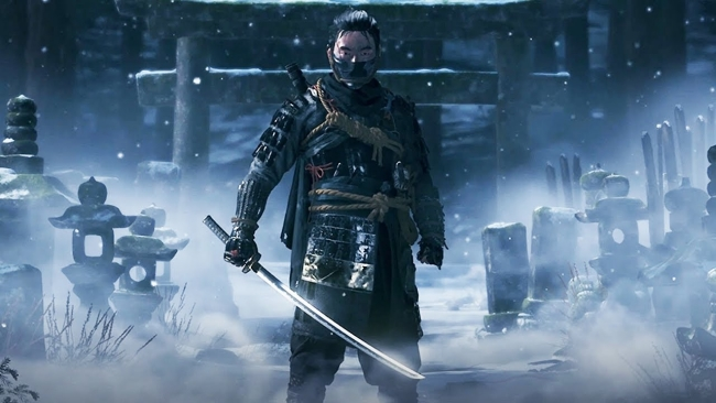 Yes, Sucker Punch's Ghost of Tsushima is Still a PlayStation 4 Title