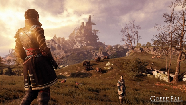 GreedFall's First Major Patch Will Set Sail for Consoles Soon
