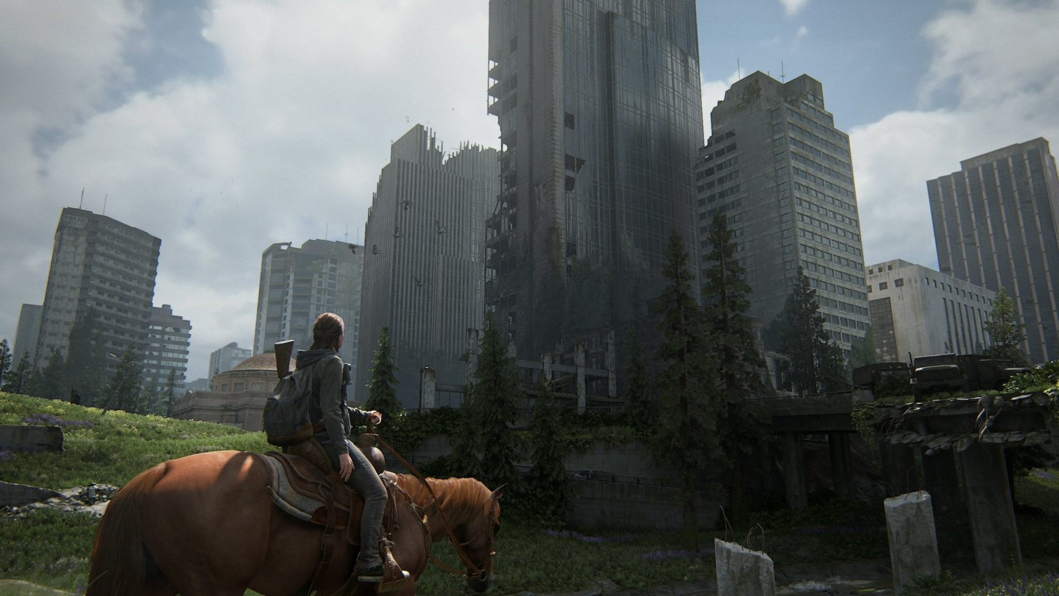 Everyone has a heart in The Last of Us Part II