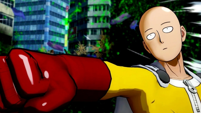 One Punch Man A Hero Nobody Knows release date