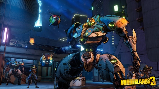 borderlands 3 free weekend