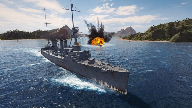 world of warships legends crossplay