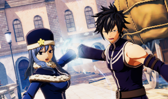 Fairy Tail Details