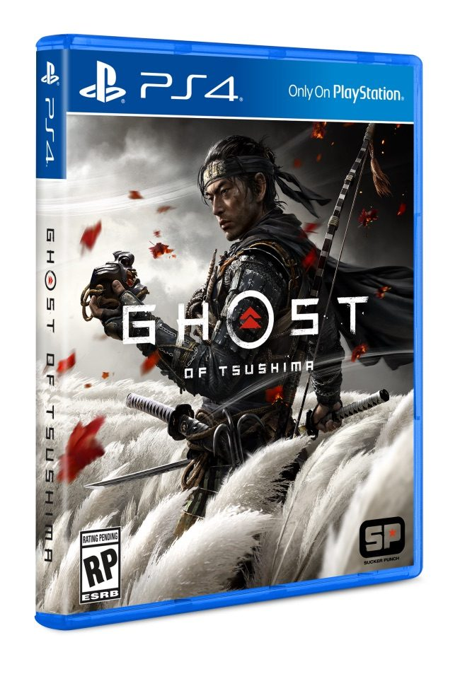 ghost of tsushima open world