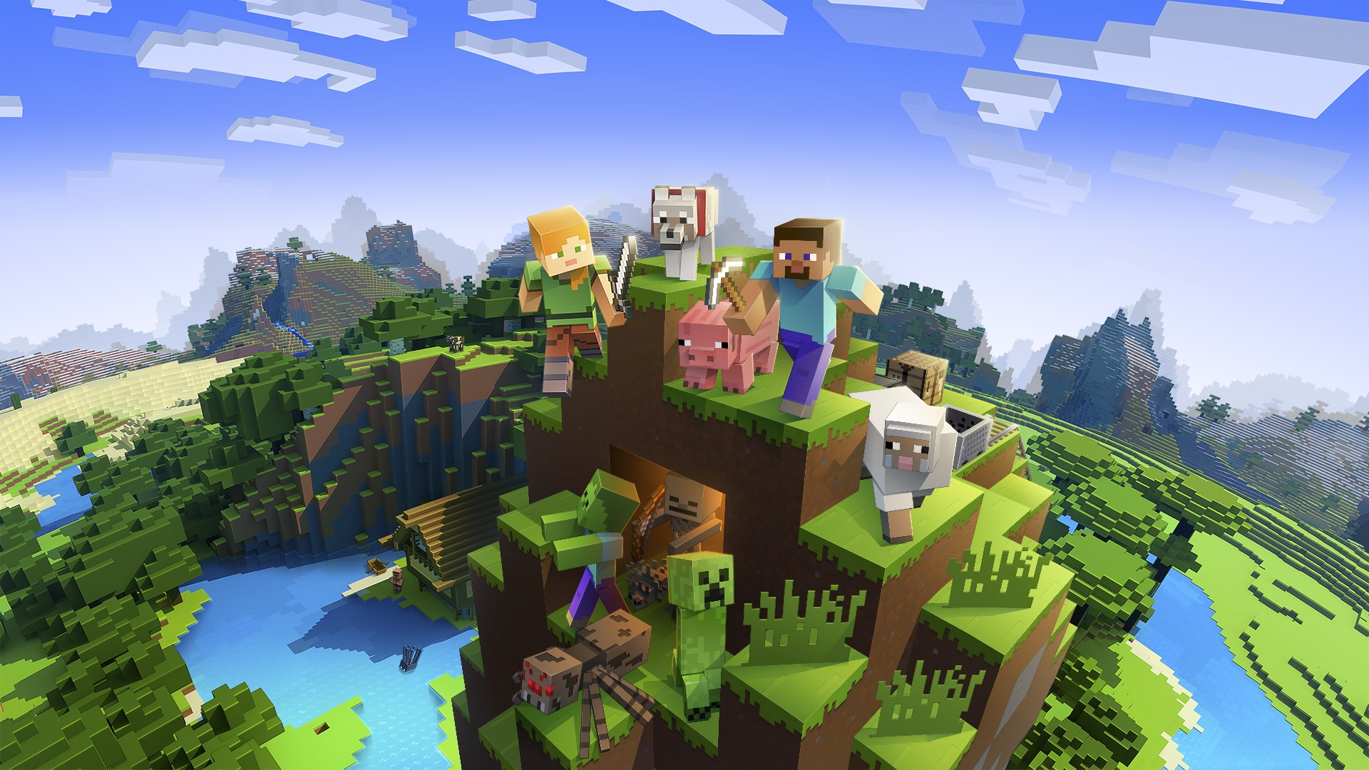 Minecraft for PlayStation 4 gets cross-play support on December 10