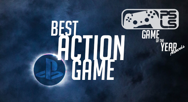 PSLS Game of the Year Awards best action game