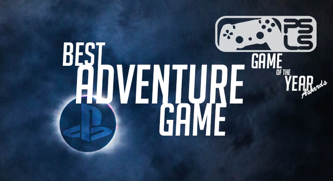 PSLS Game of the Year Awards best adventure game
