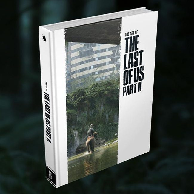 The Last of Us Part II Art Book Gets New Release Date to Accommodate Game's Delay