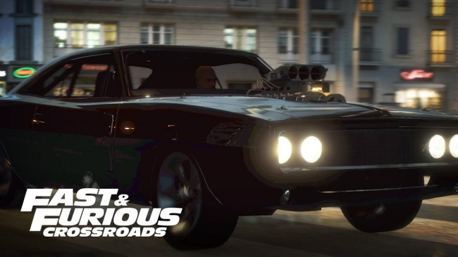fast and furious crossroads game
