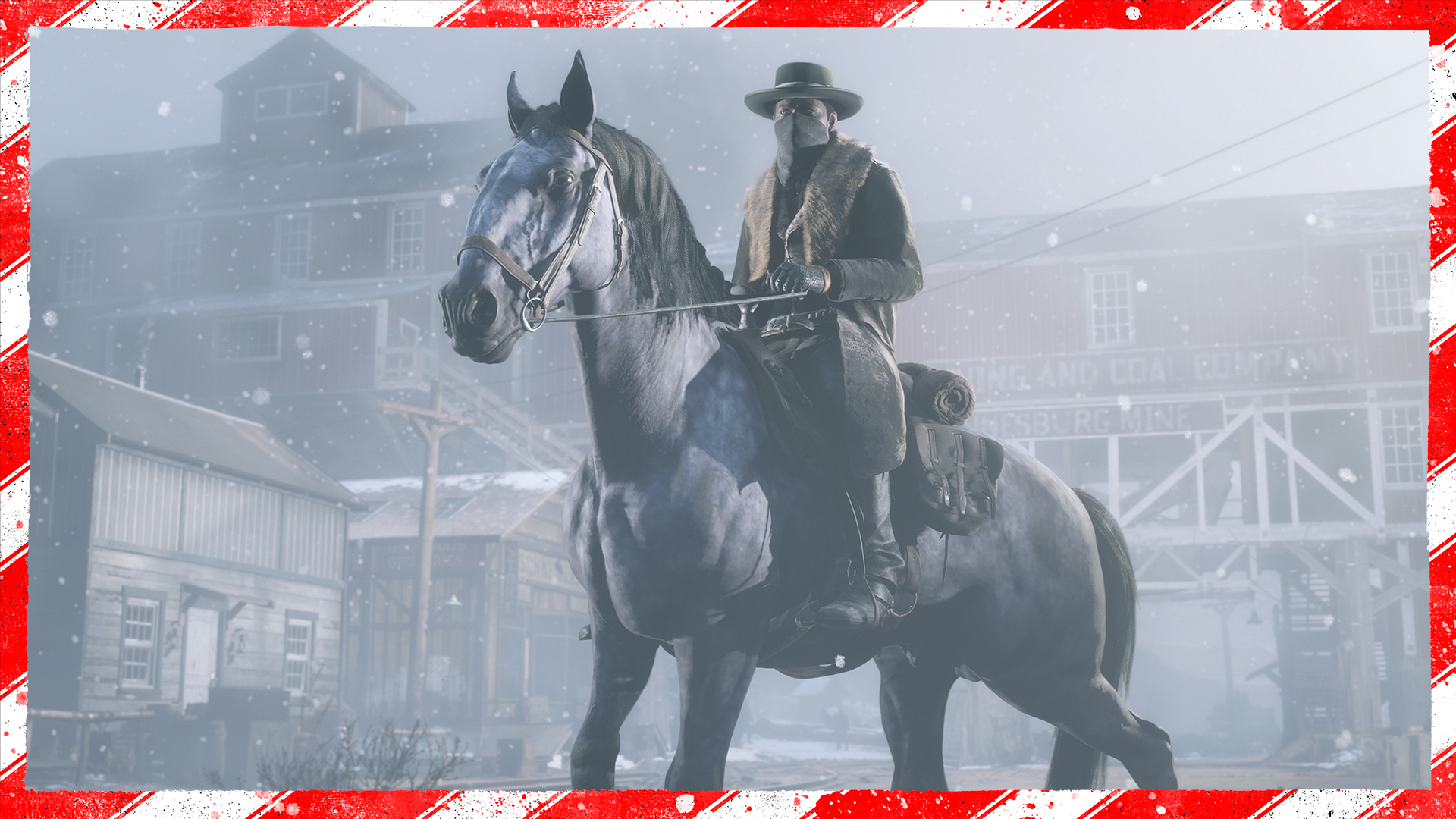 Red Dead Online Holiday Event