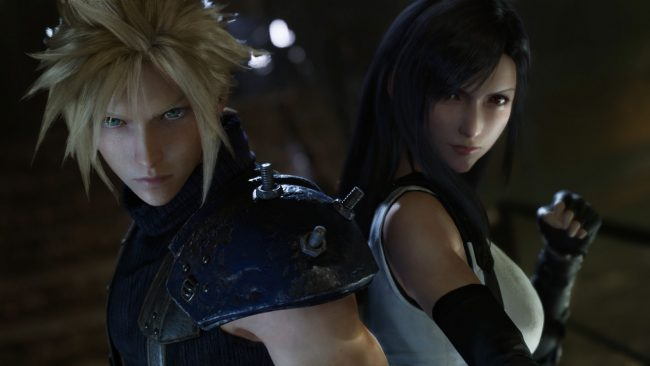 Final Fantasy 7 Remake Datamined
