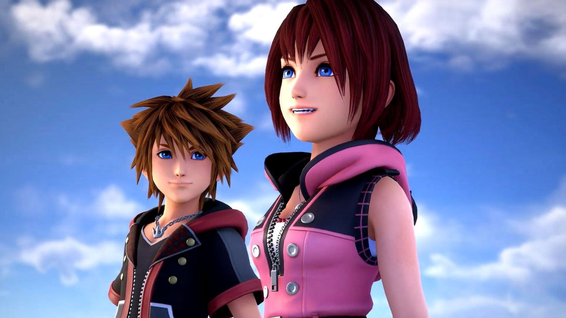 New Kingdom Hearts