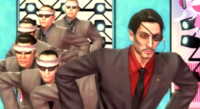 Yakuza soundtracks spotify stream now