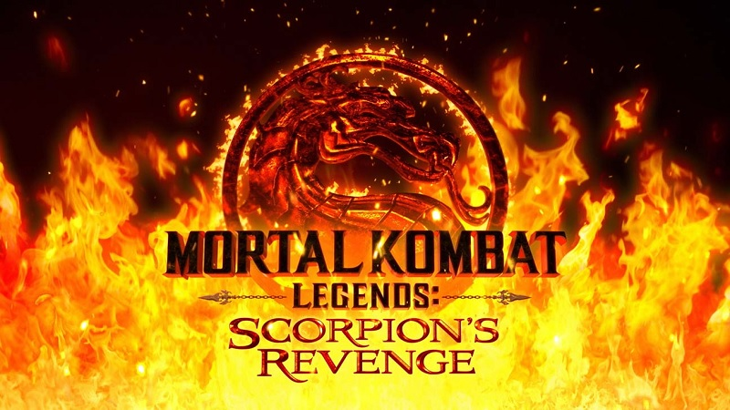 Mortal Kombat Legends: Scorpion's Revenge Animated Film Will Debut In Mid