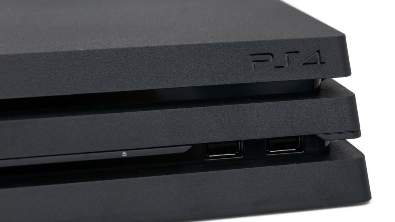 PS4 Console Sales