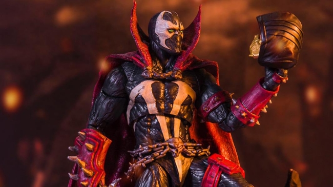 Spawn MK11 Figure from McFarlane Toys Officially Shown Off