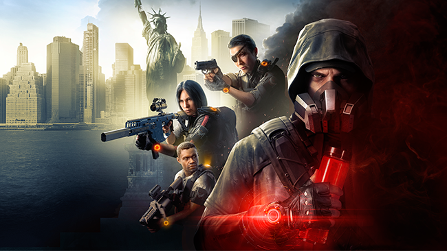 The Division 2 warlords of new york keyart zoom