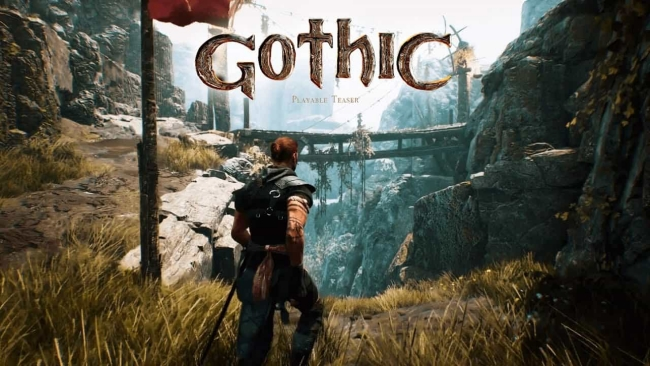 thq nordic gothic remake