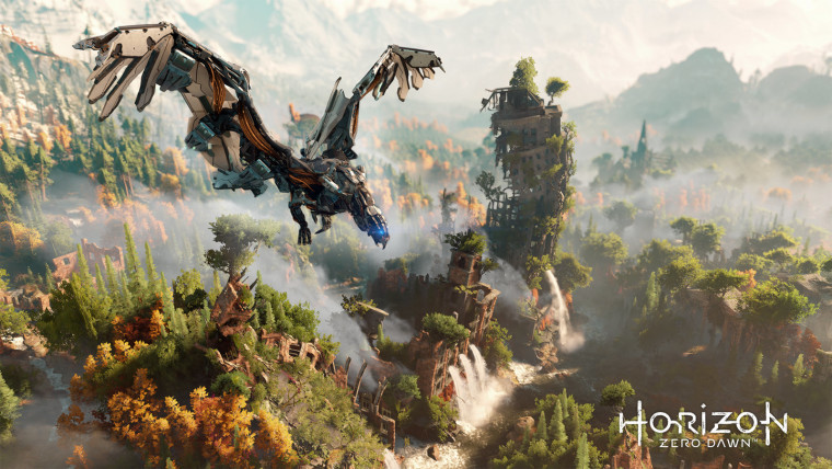 Prior PlayStation 4 exclusive Horizon: Zero Dawn is coming to PC