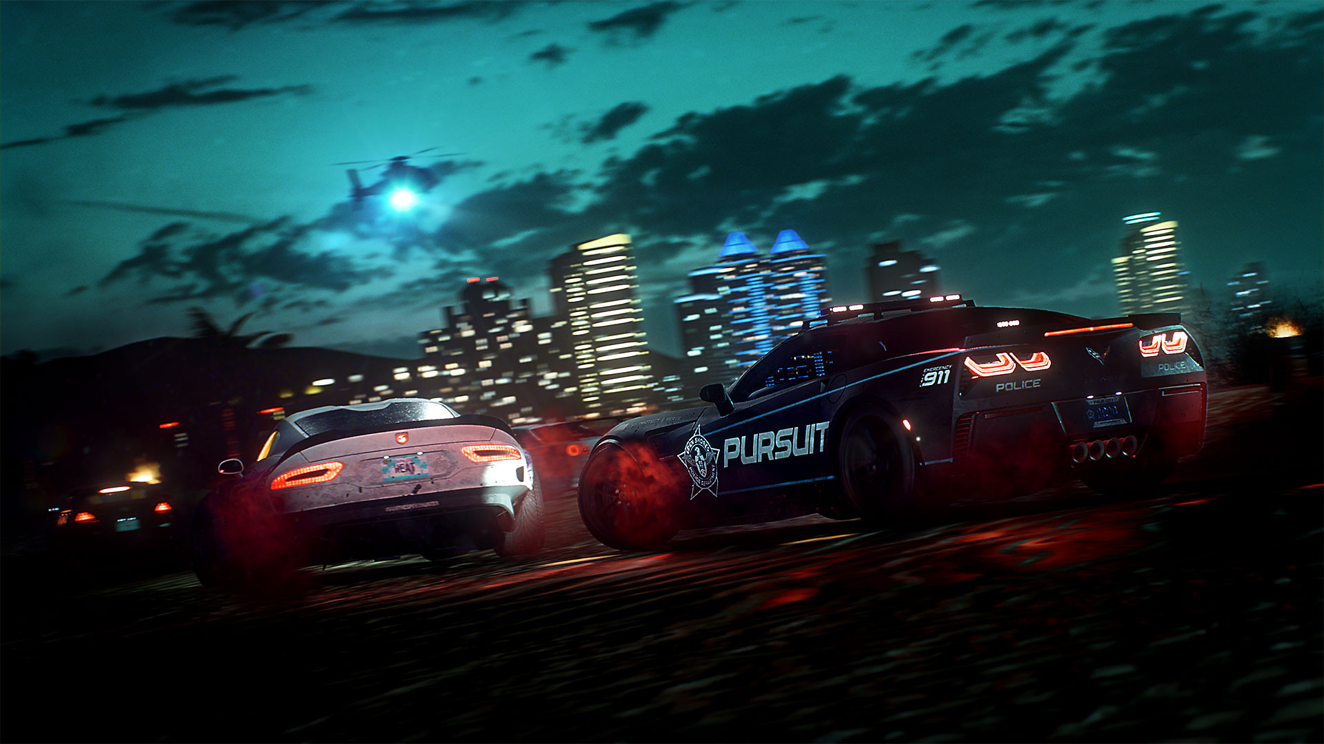 Need for Speed Heat Update