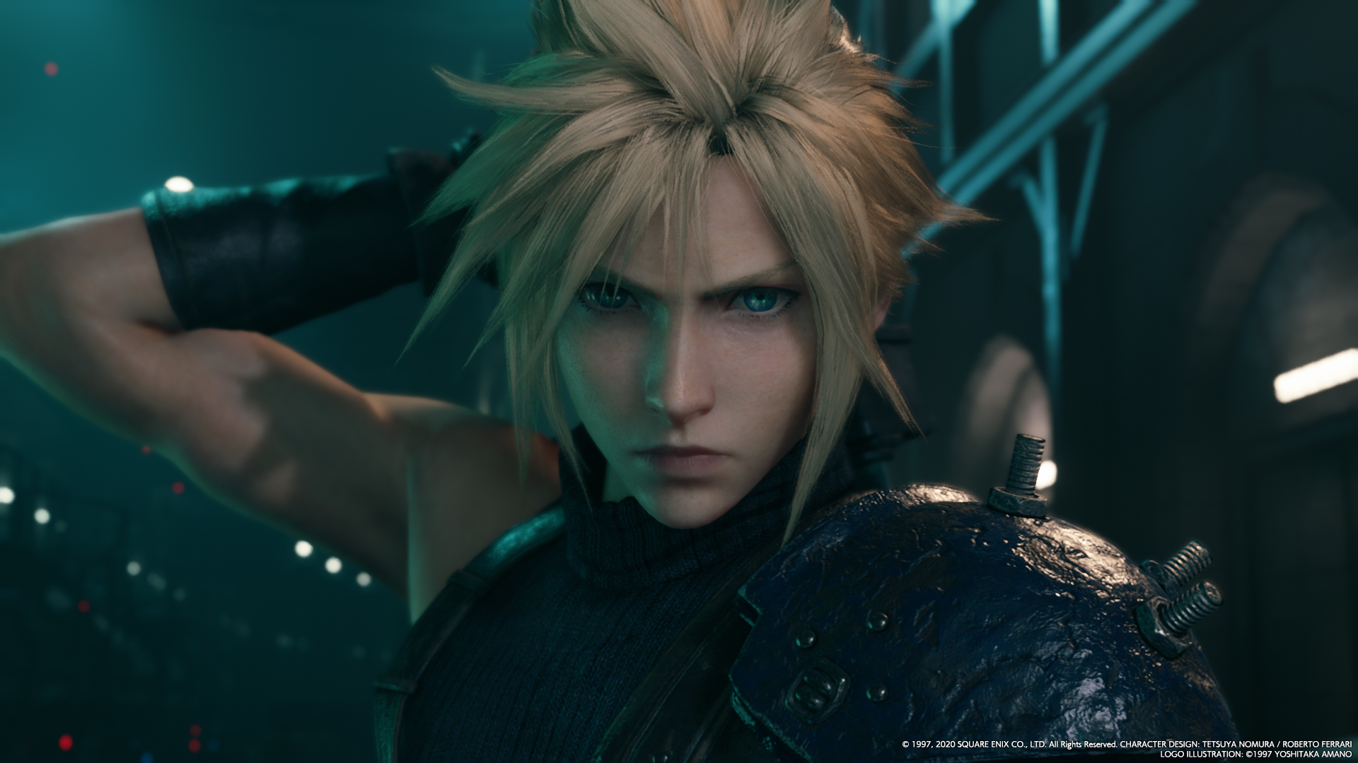 Final fantasy VII remake playtime clock