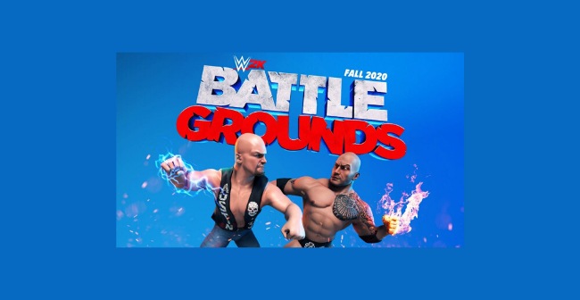 wwe 2k battlegrounds fall