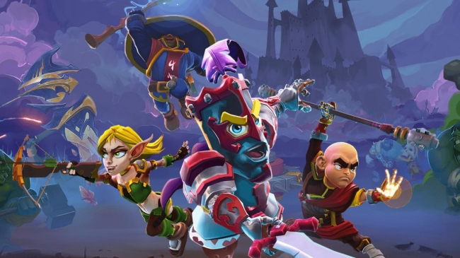 dungeon defenders awakened ps4