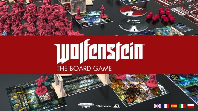 wolfenstein the board game