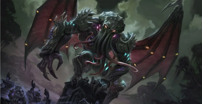 cthulhu joins smite june