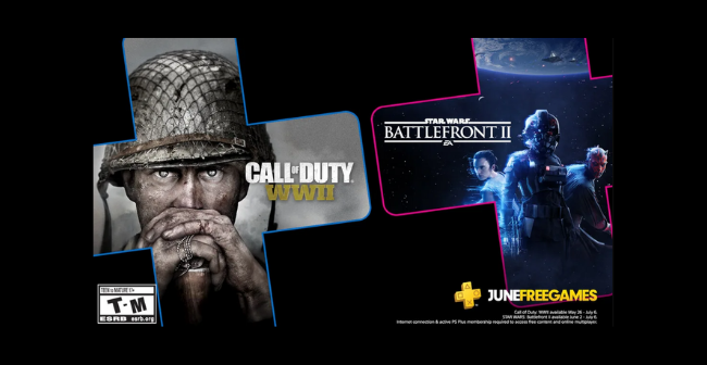star wars battlefront call duty ps plus