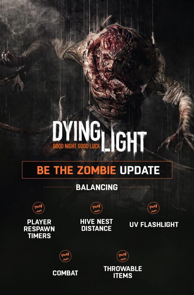 dying light update consoles