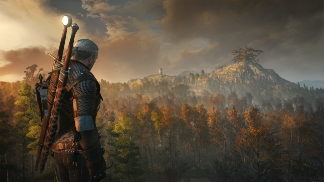 the witcher sales