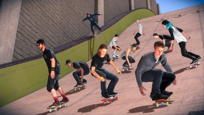 new thps game