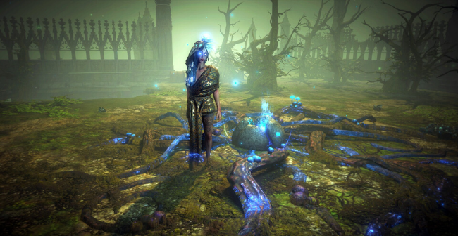 Grow Loot In Upcoming Path of Exile Harvest Expansion