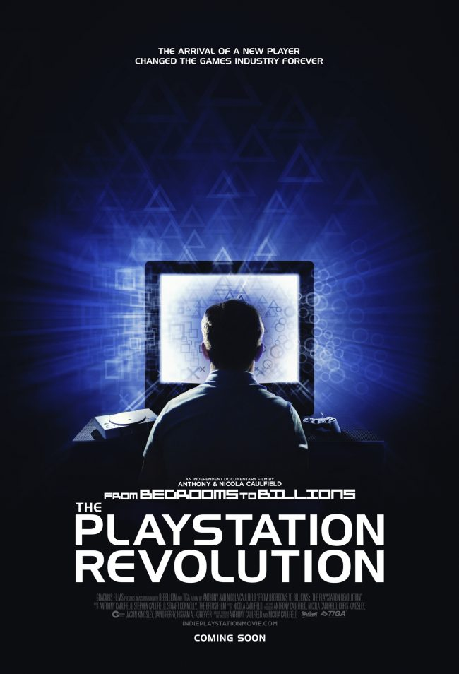 from bedrooms to billions the playstation revolution playstation documentary