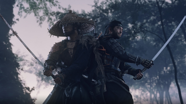 ghost of tsushima copies sold