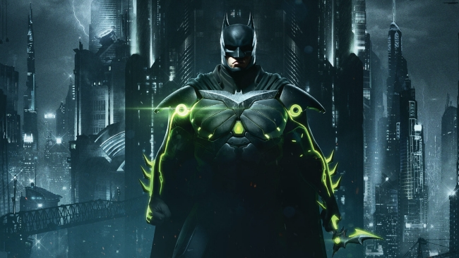 new injustice game